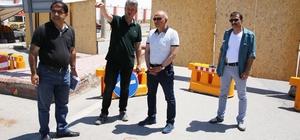 Karaman'da Larende alt geçidi iki ay sonra tamamlanacak