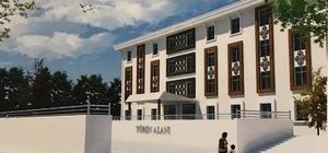 Ümraniye Belediyesi kalıcı eserlerine yenilerini ekliyor