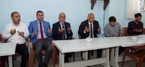 Vali Zorluoğlu'ndan Erdemir ailesine taziye ziyareti