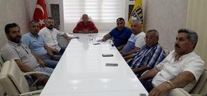 Kırıkhanspor yönetimi istifa etti