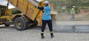 Kırıkkale'ye 149 km asfalt
