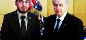 MHP Kütahya Merkez İlçe Başkanı Gökhan Tomruk'un çöp konteyneri açıklaması