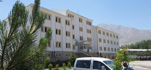 Gevaş Devlet Hastanesinden konforlu hizmet