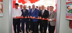 Osmaniye'de 20 No'lu Aile Sağlığı Merkezi hizmete açıldı