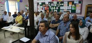 Bolu'da, Temmuz ayı muhtarlar toplantısı gerçekleşti