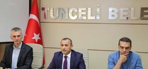 Tunceli'ye doğalgaz