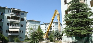 Bursa'da kentsel dönüşüm hızlanıyor