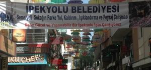 İpekyolu Belediyesinden 'butik sokak' çalışması