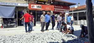 Büyükşehir Akhisar'da değişimi yaşatıyor