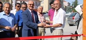 Akşehir'de toplu sergi açılışı yapıldı