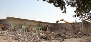 Bismil'deki eski cezaevi eğitim yuvası olacak