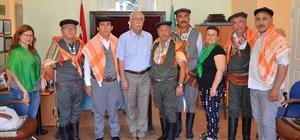 Milas Yörük Obaları Kültür Derneği'nden STK'lara ziyaret