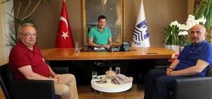 Erzurum Milletvekili Ilıcalı'dan ziyaret