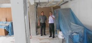 Osmancık Tapu Müdürlüğü tadilata alındı