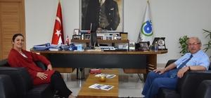 Başbakanlık Danışmanı Yemişçi Tekirdağ'da