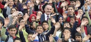 Pamukkale Belediyesi'nden eğitime destek sürüyor