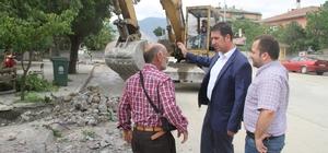 Erzincan Belediyesi Çalışmalarına Aralıksız Devam Ediyor