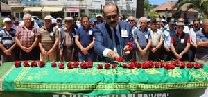 Karpuzlu'nun Kurucu Başkanı Cemal Atilla son yolculuğuna uğurlandı