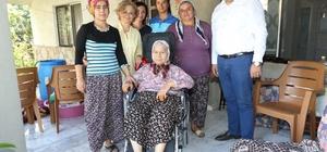 Başkan Çeçrioğlu, Kuyucak'ta yüzleri güldürdü