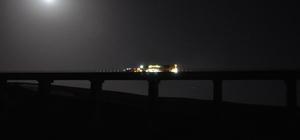 BTK hattı çalışmaları gece-gündüz sürüyor