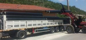 Simav'da jeotermal enerji boruları kontrol ediliyor