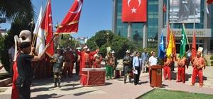 Türk Askeri'nin Reyhanlı'ya girişinin 78'inci yıldönümü kutlandı