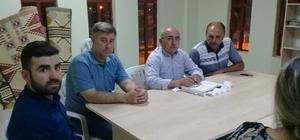 AK Parti Hürriyet Mahallesi Danışma Meclisi Toplantısı yapıldı