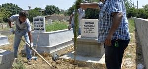 Talep Şanlıurfa'dan hizmet Mersin Büyükşehir Belediyesi'nden