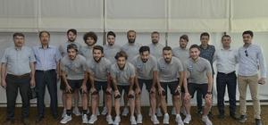 KMÜ futsal takımında hedef Avrupa şampiyonluğu