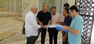 DSİ ve Sayıştay denetçileri Hasankeyf'i gezdi