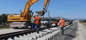 Akhisar merkezi demiryolu çilesinden kurtulacak