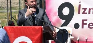 """Başkan Doğan: """"İzmit'ten sevgimizi getirdik"""""""