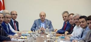 Kırklareli'de 15 Temmuz etkinlikleri toplantısı