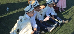 Gaziosmanpaşalı bin 200 çocuk sünnet şöleninde buluştu