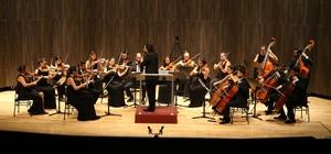 Orkestra şefleri Karşıyaka'da yetişecek
