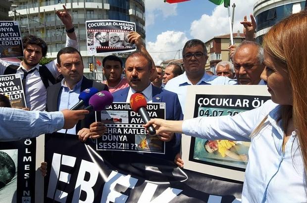 Ermenistan'a tepki