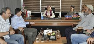 AK Parti Diyarbakır teşkilatından SİDER'e ziyaret