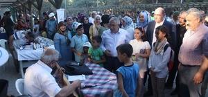 Vali Nayir: Gediz ilçemiz kendisini tarhana ile özdeşleştirmiş