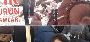 Adana'dan Kaynarca'daki olayı protesto etmek için geldi