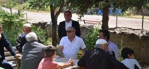 Çat Belediye Başkanı Kılıç'tan cami sürprizi