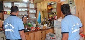 Trabzon Büyükşehir Zabıtası, 24 saat işbaşında