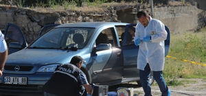 Uzman Çavuş otomobilinde intihar etmiş olarak bulundu