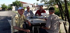 AK Parti Bilecik Merkez İlçe Başkanı Yıldırım'dan Ören köyüne ziyaret
