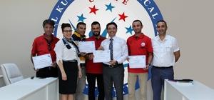 Suriye'de görev yapan Edirne UMKE görevlilerine özel teşekkür