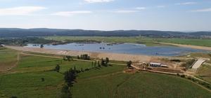 Edirne Keşan Çeltik Göleti Sulaması inşaatı hızla devam ediyor