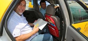 Ataşehir'in Taksileri Kütüphaneye Dönüştü