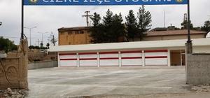 Cizre Belediyesi, ilçe otogarını tamamladı