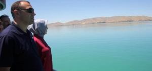 Vali Kaldırım, Elazığ'da turizmin kalkınması için çalışıyor