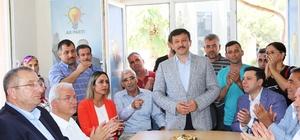 """Hamza Dağ: """"Torbalı, belediyecilikte model oluyor"""""""