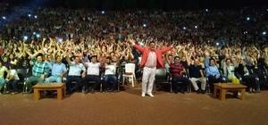 Gediz'de Bülent Serttaş konseri